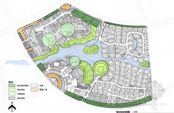 [云南]超五星级花园式酒店建筑设计方案文本(知名设计院)-超五星级花园式酒店建筑设计方案分析图