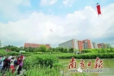 探秘广州城市湿地公园,助力广州建设海绵城市
