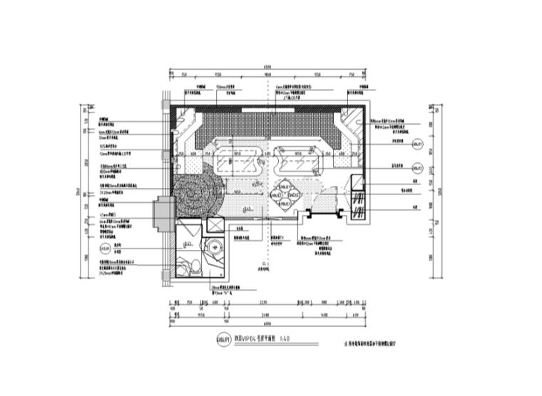 VIP包间立面图资料下载-温州欧洲城KTV俱乐部室内设计施工图纸