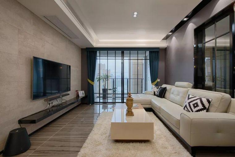 92㎡现代轻奢住宅|优雅格调的灵魂居所