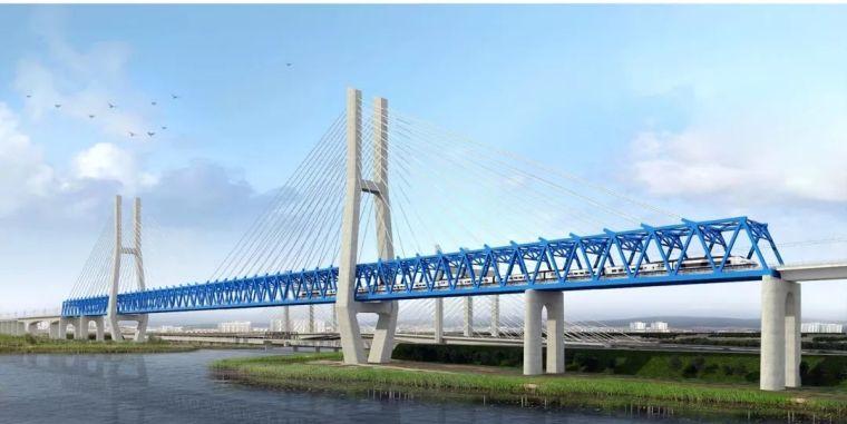 徐盐高速铁路盐城特大桥BIM应用案例
