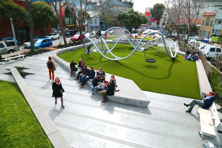 旧金山南公园改造-18