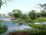 [湖南]田园风情生态湿地休闲旅游区景观规划设计方案
