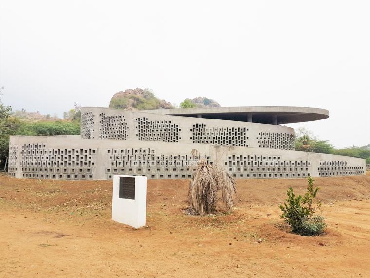 印度原生态社区中心-6