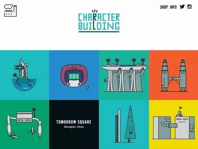 20座被赋予生命的全球著名建筑