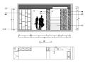 [福建]现代简约建瓯城市花园别墅设计施工图(附效果图)