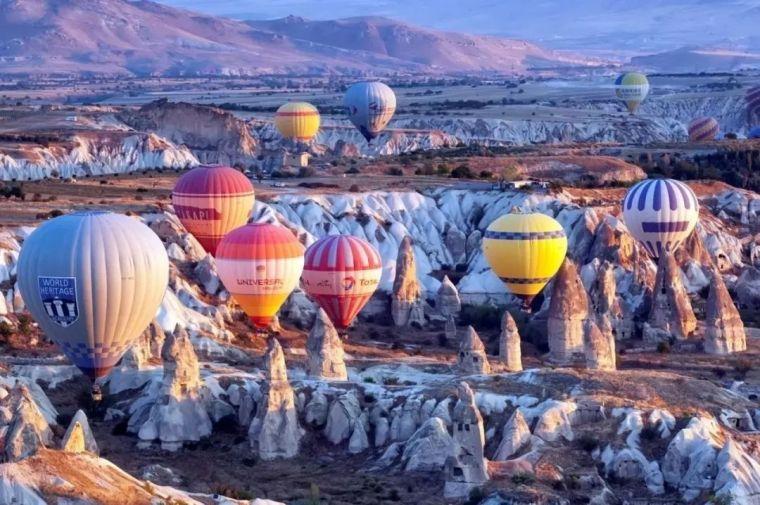 你绝对想不到,土耳其连街区复兴也能做得很浪漫!