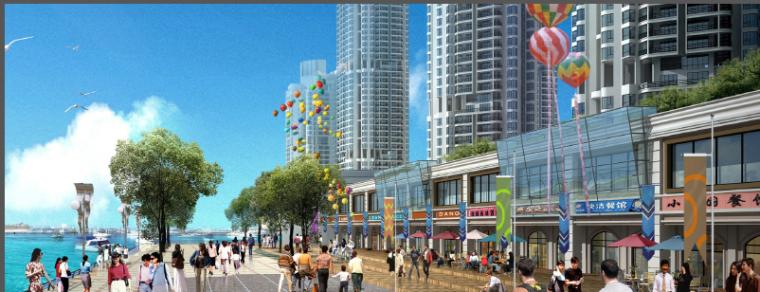 [山东]某小港湾项目规划方案设计文本_2