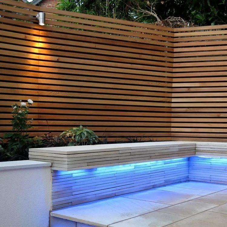 用心设计过的围墙,能让你家小院瞬间与众不同!_14