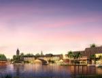 [海南]滨水生态水岸文化创意产业园区景观规划设计方案