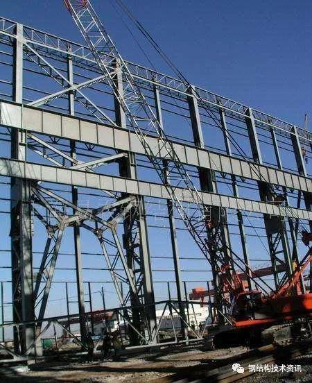 钢结构加固详解(2)--各类构件加固方法