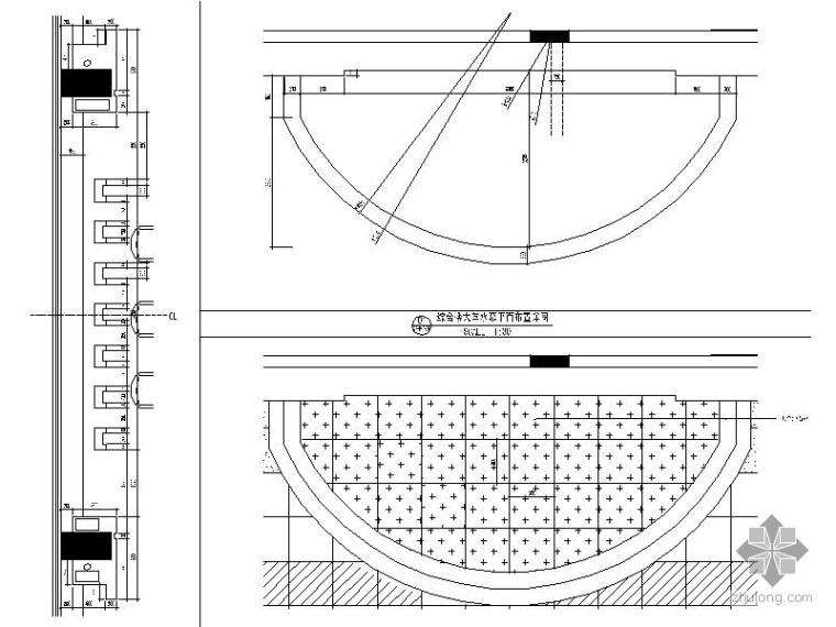 综合楼大堂装修施工图_3