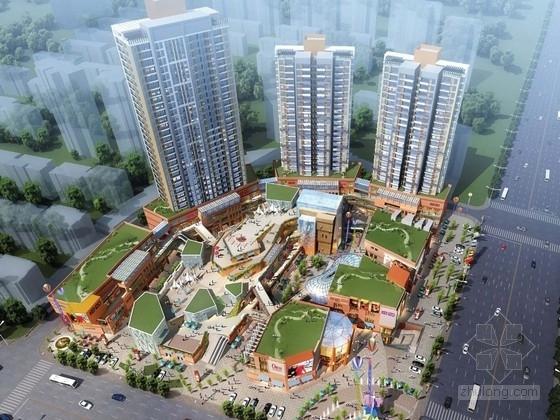 [安徽]城市核心区地块商业综合体设计方案文本