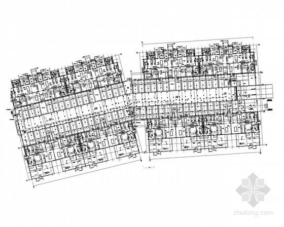 [山东]商贸物流城住宅区建筑给排水施工图