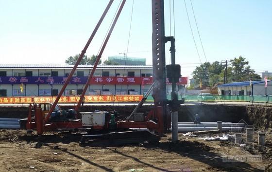 锤击式PHC预应力混凝土管桩贯入度质量控制