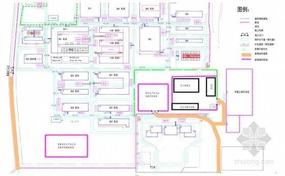 [重庆]国际医院管道技术改造施工组织设计