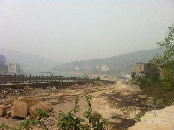 [重庆]防洪护岸综合整治工程施工组织设计(投标文件)