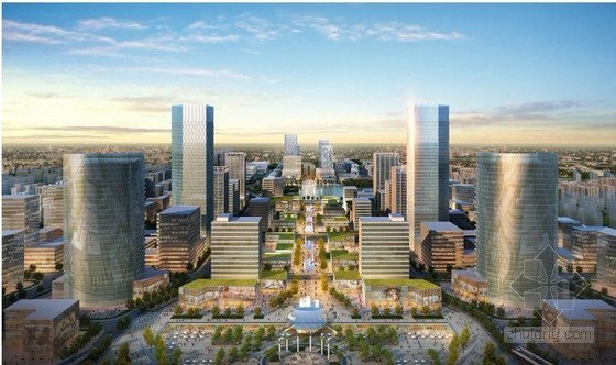 [吉林]城市综合体项目可行性研究报告(投资估算/财务分析)73页