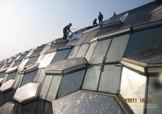 [QC成果]提高航站楼工程蜂巢幕墙屋面防水施工质量(图文并茂)