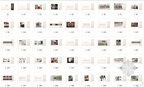 [上海]精品奢华雅致古典风格宾馆室内装饰设计方案-[上海]奢华雅致古典风格宾馆室内装饰设计方案缩略图