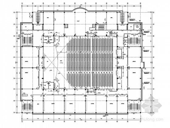 重点中学强电系统施工图