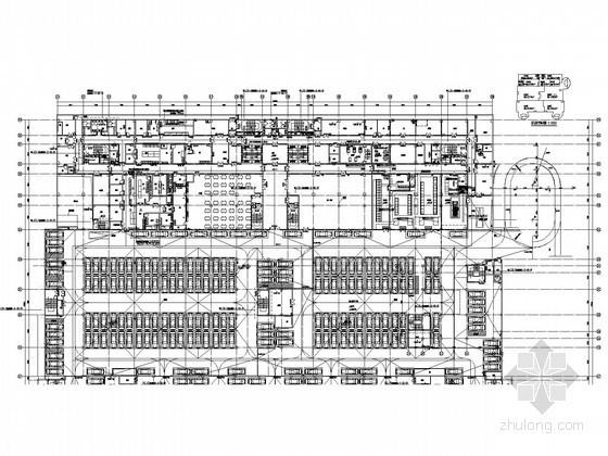 [四川]大型甲级医院全套弱电智能施工图纸137张(顶级设计院)