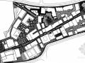 [浙江台州]中式风格商业街环境景观工程施工图