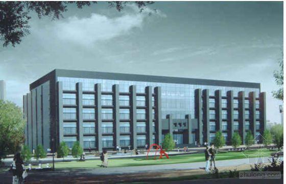 """北京某大学图书馆争创优质结构工程""""长城杯""""汇报材料"""