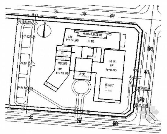 [河北]五星级酒店给排水工程施工方案(软化水预留)