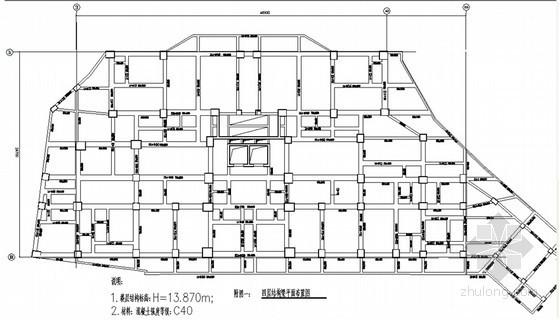 [广西]框支剪力墙结构商住楼转换层高大模板施工方案(专家论证 附计算书)
