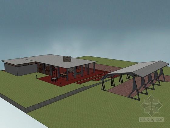 密斯建筑设计