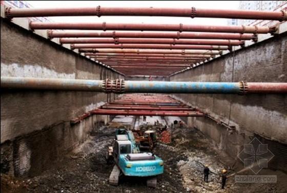 [QC成果]地铁车站主体结构施工进度控制