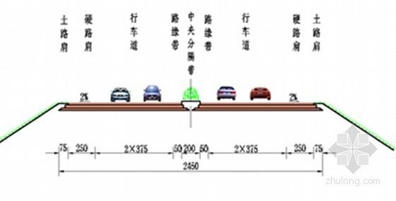 [海南]双向四车道县级干线路网建设公路工程可行性研究报告136页(含节能分析)