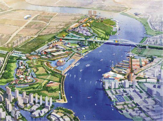 上海世博会总体规划