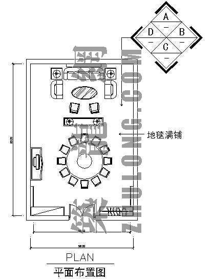 餐厅包间图11