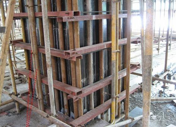 建筑工程模板施工基本要求培训讲义讲稿(附图丰富)