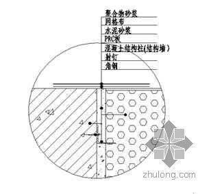 PRC轻质复合隔墙板施工工法(2008年)