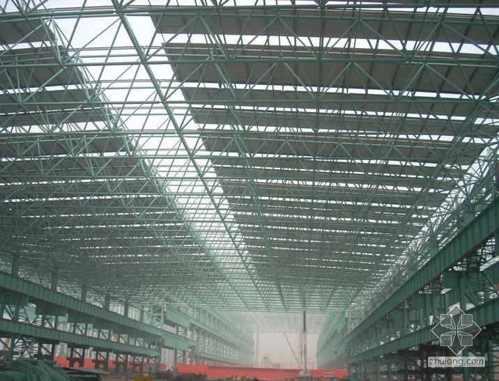 重钢结构柱吊装施工质量控制(PPT)