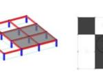 PKPM中的四种板-刚性板、弹性板6、弹性板3、弹性膜