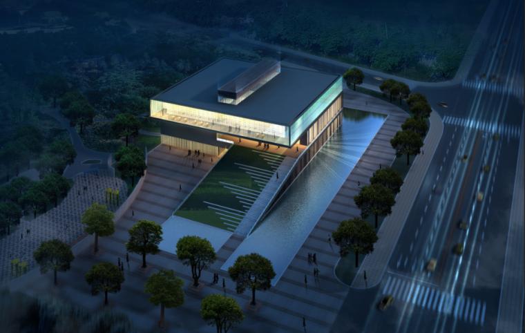 [江苏]无锡新区展示中心方案设计