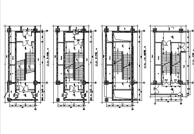 [江苏]高层多动能框剪结构商业街建筑施工图_11