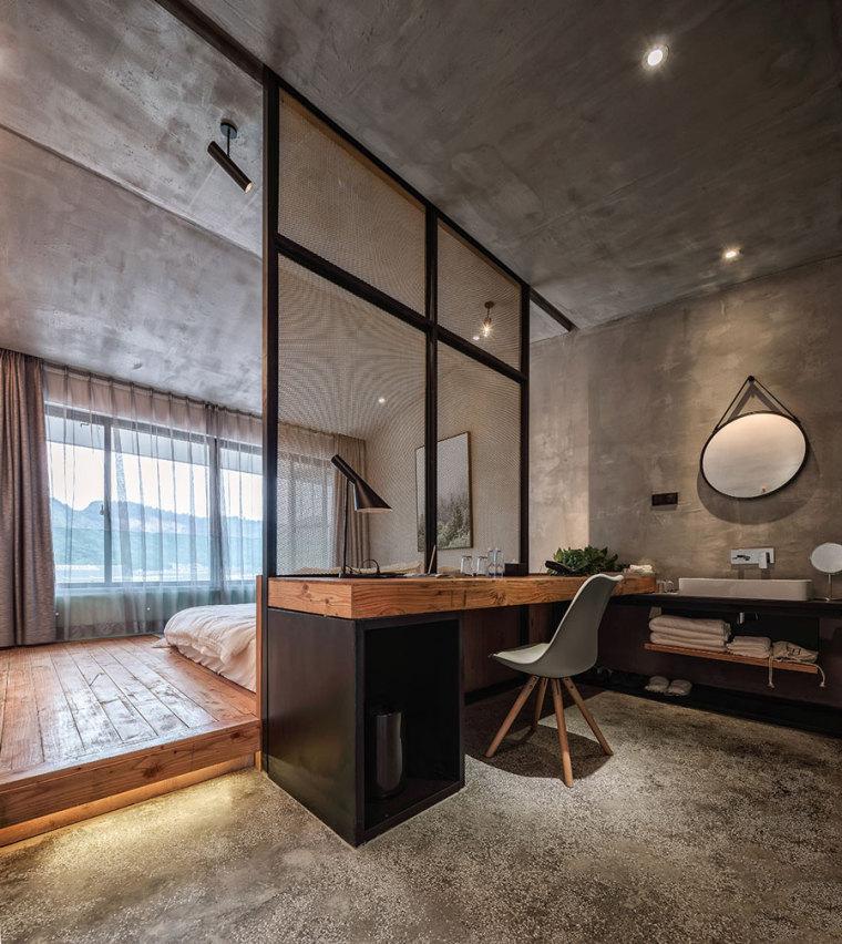 张家界传统湘西风格的六甲设计酒店-17