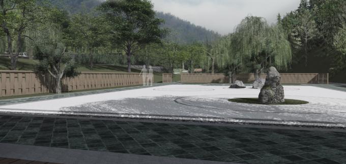 [广东]岭南佛教禅宗文化生态墓园景观设计方案_6