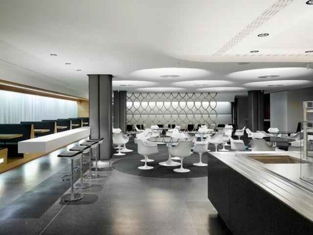 斯图加特WGV咖啡厅设计效果图