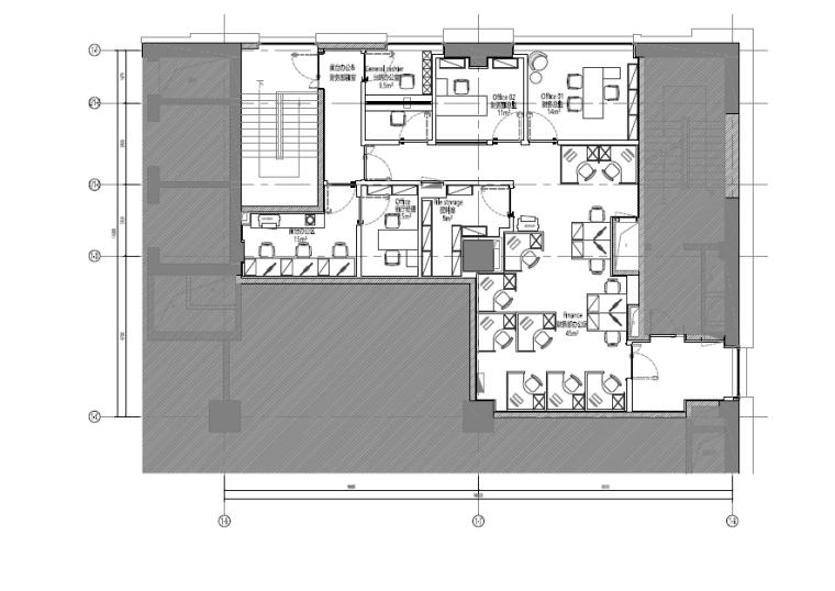 [天津]万怡酒店设计施工图(附效果图+方案文本+装饰材料清单)