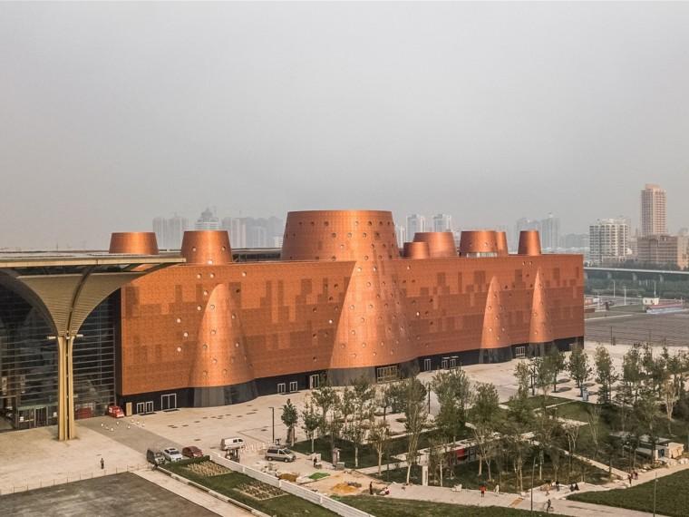 天津滨海文化中心探索馆