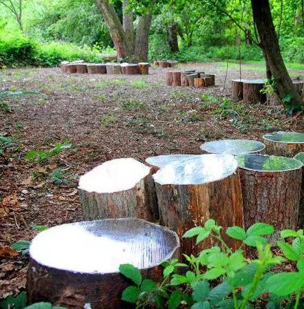 被设计师们玩坏了的园林景观..._17