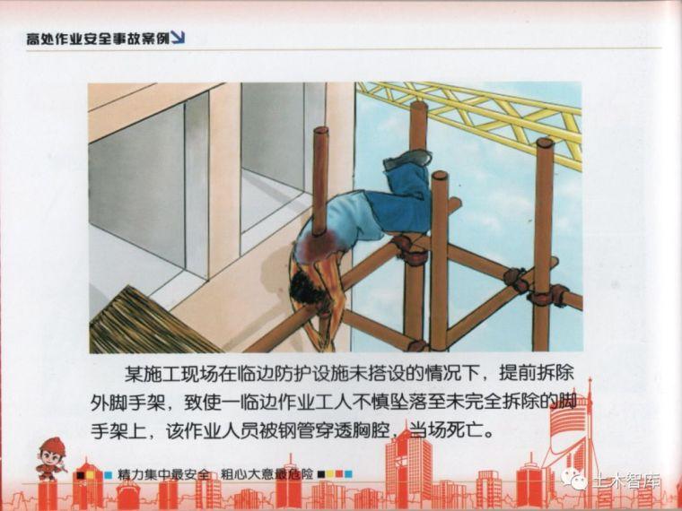 大用系列,建筑施工现场安全知识画册之高处作业_67