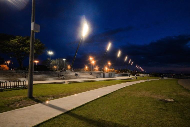 巴西GuaíbaOrla城市公园-17