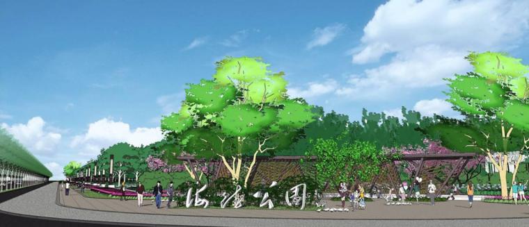 [河北]固安海德公园景观概念方案设计_9